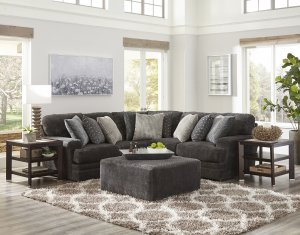 4376 Smoke Sectional