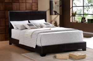 5281 YATES BLACK PLATFORM BED