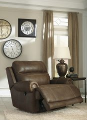 38400 Brown Recliner