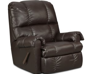 100-05 Cowgirl Brown Recliner